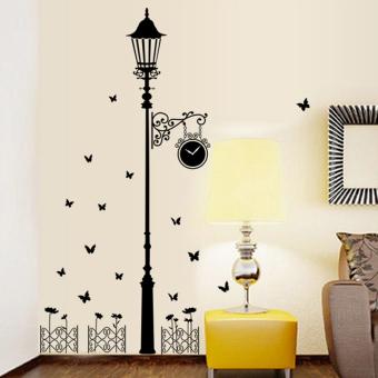 Info Diskon Baru Pohon Burung Stiker Dinding Ruang Tamu Kamar Tidur
