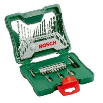 Bosch Mata Bor dan Obeng Kombinasi Set X-Line 33 Pcs