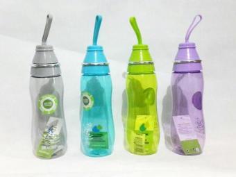 Botol Air Minum Zannuo 630Ml/ Botol Air Minum Tali Karet