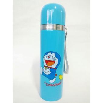 Air Minum Stainless Steel Spout Cap 350 ml Source Botol Minum Termos Air .
