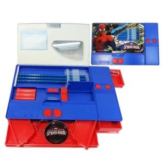 Box Pensil Set JUMBO Kotak Pensil 3D Import ( RANDOM )