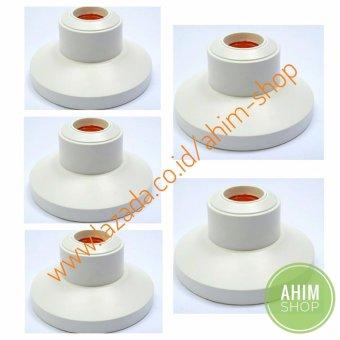 Broco Gracio LUX Fitting Lampu Plafon Besar (White) - 5pcs