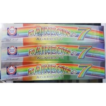 Buhur Bukhur Bakhor Rainbow Dupa Hio