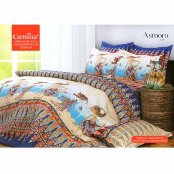 Carmina Sprei Set Asmoro Single Size 120x200