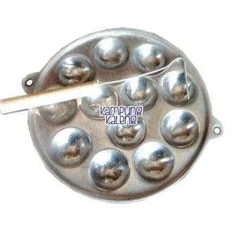 Cetakan Telur Puyuh - Takoyaki Mini