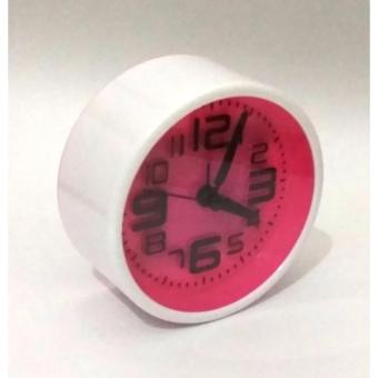 Circle Unique Number Alarm Clock