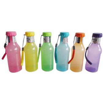 Clio - Botol Minum Pepsi 420ml Set 6 Pieces + Tali - Fullcolour