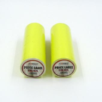 Combo Price Label 2 Line colour / Label Harga 2 Line Warna