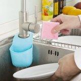 Detail Gambar Kreatif Sinks EMBER Gantung Ember Sink Rak Dapur Berisi Spons Gantung Tas Multi Purpose Drain Rak-Internasional Terbaru