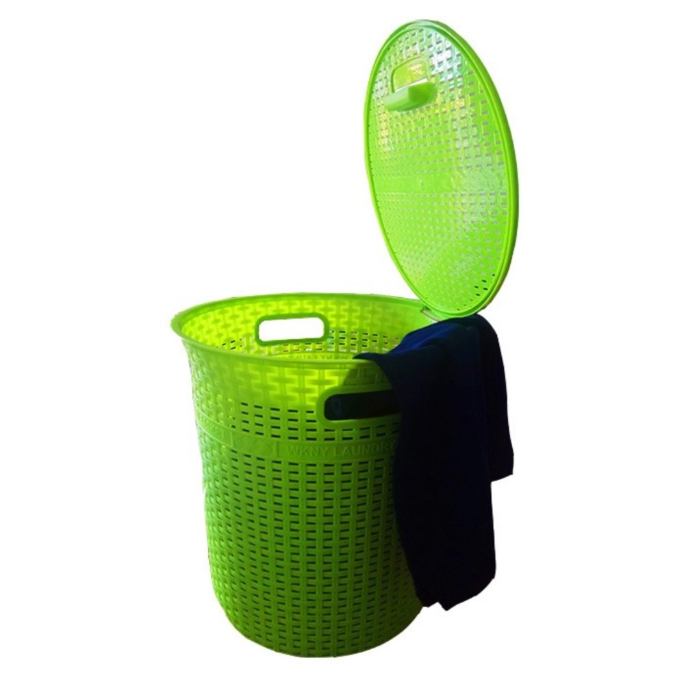 indo – keranjang baju kotor lipat motif karakter / laundry basket / keranjang kartun