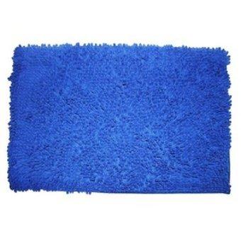 diva-Davi Keset Cendol Microfiber 40 x 60 cm - Biru