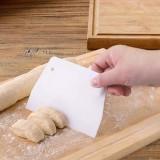 Adonan Kue Kering Scraper Alat Pemotong Pedang Mesin Dapur Memotong Lembar Kue Roti-Internasional - 4