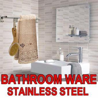 EELIC BAW-602 Gantungan Rak Handuk Toilet Kamar Mandi Stainless Steel .
