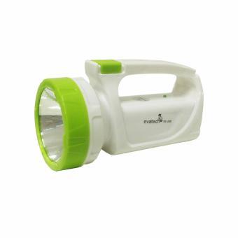 EELIC LAS-E258 Lampu Senter 3 Watt + 2 Watt COB Hemat Energi Cahaya Putih