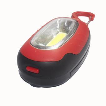 Bandingkan Toko EELIC LAS-GANCI1 MERAH Lampu Senter Mini Serbaguna harga baru - Hanya Rp23