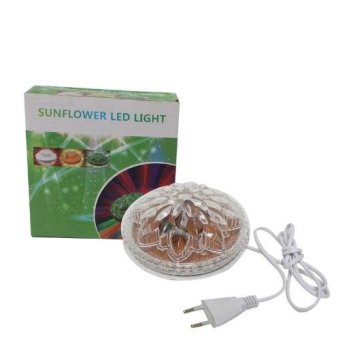 EELIC SF-3A Lampu Sunflower LED Light. Lampu Hias Dinding. Disco LED Warna