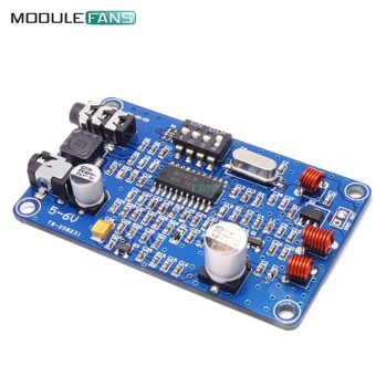 Electric Unit BH1417 200M 0.5W Digital Radio Station PLL Wireless Stereo FM Transmitter Module 100