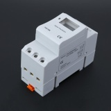 ... Electronic Switch Mingguan Programmable Saklar Digital Relay Pengontrol Waktu (Putih)-Intl - 3 ...