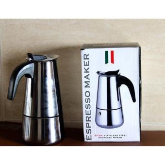 Espresso Coffe Maker 6 Cups / Mokapot Coffe Maker - Rog2co