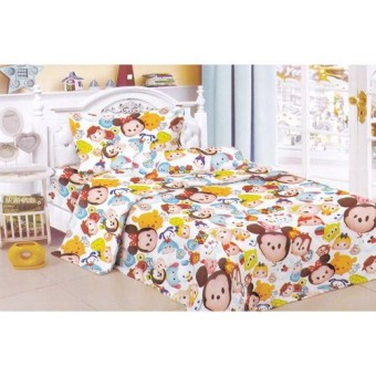 Fairmont Tsum Tsum Sprei Set Ekstra Single 90x200x20cm
