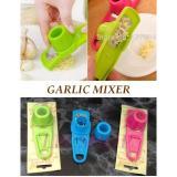 Detail Gambar Garlic Mixer - Alat Press Bumbu Dapur Alat Memarut Bawang Merah Putih Keju Jahe dll Alat Penghalus Bumbu Dapur Alat Parut Serbaguna Alat ...