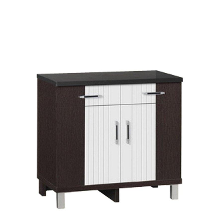 graver furniture kitchen set bawah 2 pintu ksb 2642