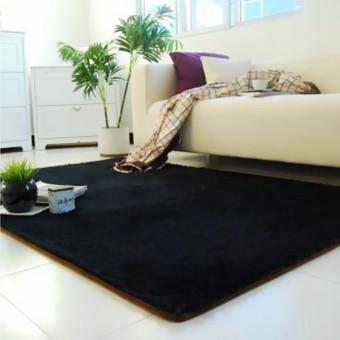 Halus Anti Selip Ramus Area Kamar Tidur Karpet Lantai Rumah Karpet Yoga Tikar Kamar Makan