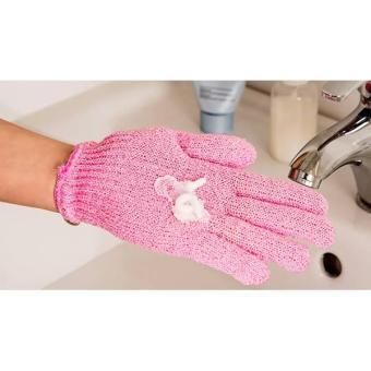(Handuk & Kimono Mandi) Sarung Tangan Untuk Mandi Multifungsi HHM146