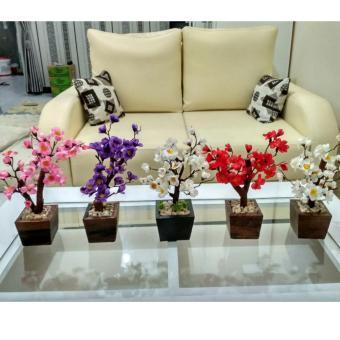 Bunga Plastik Artificial Sakura Besar Murah - Daftar Harga Terbaru ... 5518ace2b1