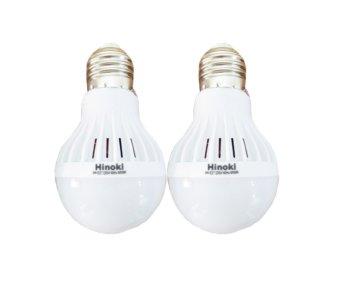 Hinoki Lampu Bholam LED 5 watt 2 pcs