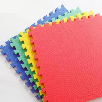 Evamat Karpet Puzzle Polos 30x30 cm