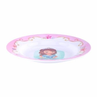 Harga Sofia the First Soup Plate 9 inch