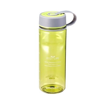 Harga Lock & Lock Botol Air Minum Tritan Model Two Tone 650Ml Warna Light Green