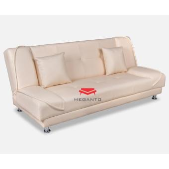 Meganto Sofa Bed Gucci warna Putih