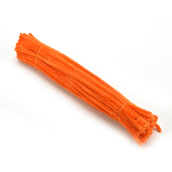 Harga Buytra Chenille Stems Pipe Cleaners DIY Orange