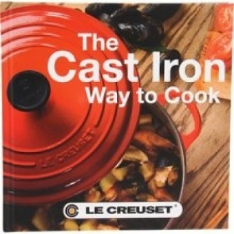 Harga Le Creuset The Cast Iron Way to Cook Cookbook - MB4 - intl
