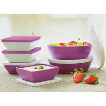 Harga Tupperware Small Ichigo Set (6)
