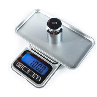 Cyber 0.01g /100g Digital Pocket Jewelry Scale Diamonds Balance Weight Lab LCD Kitchen Scales