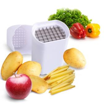 ANGEL Perfect Fries Chips Natural French Fry Cutter Vegetable Fruit Slicer - Alat Pemotong Kentang