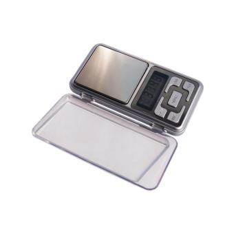 Harga Digital Pocket Scale - Timbangan Emas-Silver