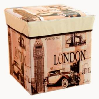 Harga Tempat Menyimpan Barang Mainan Buku Majalah Container Wadah Penyimpanan Multifungsi Box Organizer Serbaguna London Big