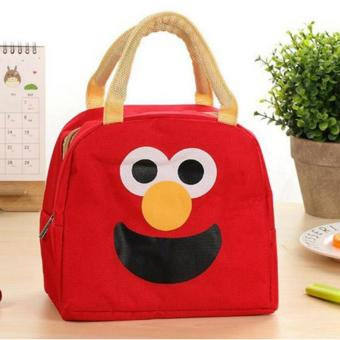 Harga Outdoor Picnic Portable Lunch Bag Container Box Carry Totes Pouch, Portable Pouch Totes Alunimium Foil Elmo