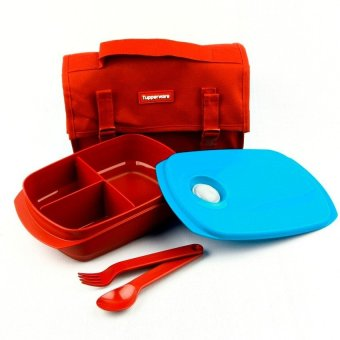 Harga Tupperware BYO (Bring Your Own) Lunch Set