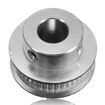 Harga GT2 Timing Drive Pulley 40Teeth(40 Teeth) Tooth Alumium Bore 10MM For width 6MM Belt 2GT Best Quality