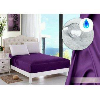 Alona Ellenov Sprei Waterproof Anti Air Warna Ungu