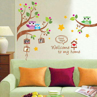 Harga Wall Stiker Welcome to my home