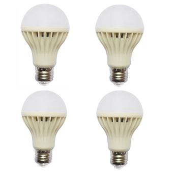 Harga Hiled Bohlam Led Bulb 220v 9w Warm White Non Dimmable Source · Harga LED Bulb