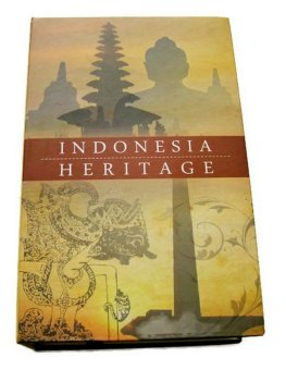 Harga Meridient Brankas - Book Safe Indonesia Heritage - Small