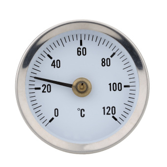 Harga Bimetal Steel Surface Pipe Thermometer
