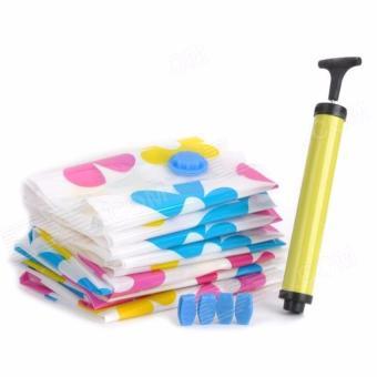 Vakum / Plastik Sedot Bag Vacuum Bag Free Pompa Berkualitas